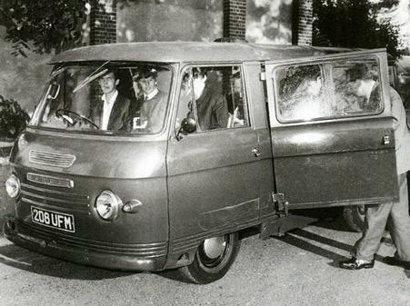Rockstars Tour Vans