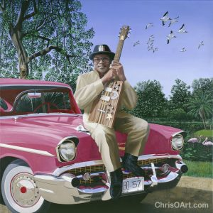 Bo Diddley & 1957 Chevy