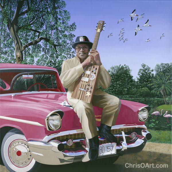 Bo Diddley & 1957 Chevy