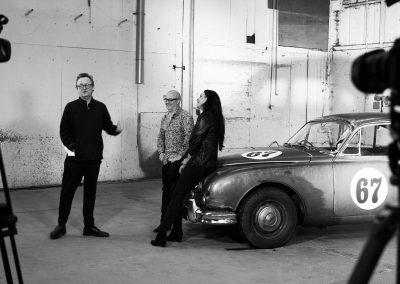 Steve, Kieron & Beatrice