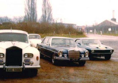 Donovan & Beatles Mercedes - Rockstars Cars