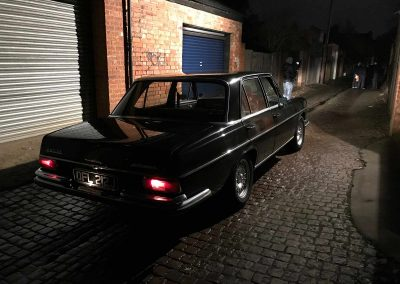 Too Gangster for Everyday? 560SEL