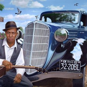 Chris Osbourne - Robert Johnson & the Blue Terraplane