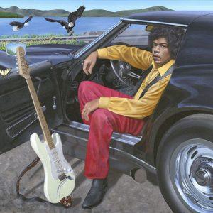 Chris Osbourne - Jimi Hendrix